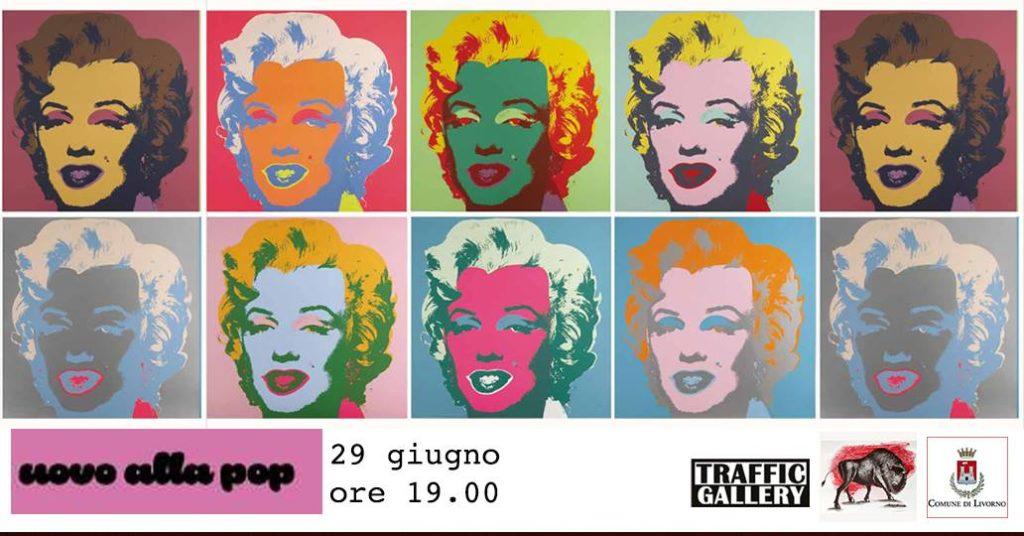 Conferenza sull'Arte alla Galleria Uovo alla Pop