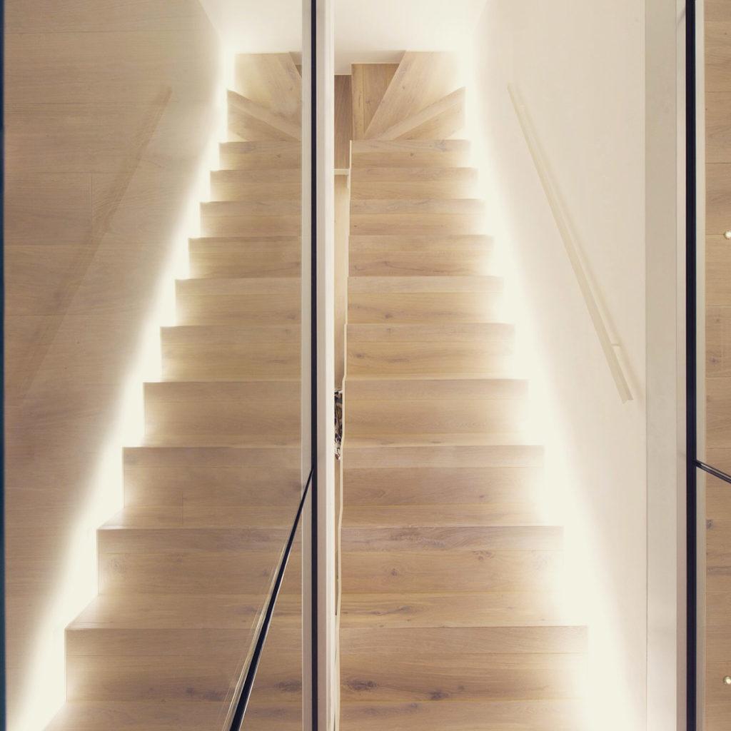 Specchio su scale
