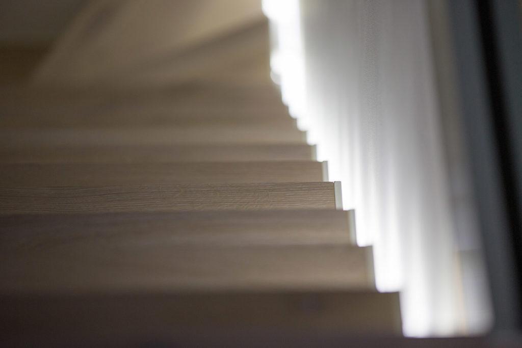 Dettaglio scale