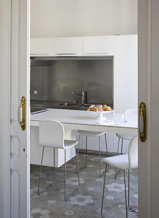 Desi9gn architettonico cucina