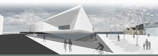 Progetto architettonico città della scienza