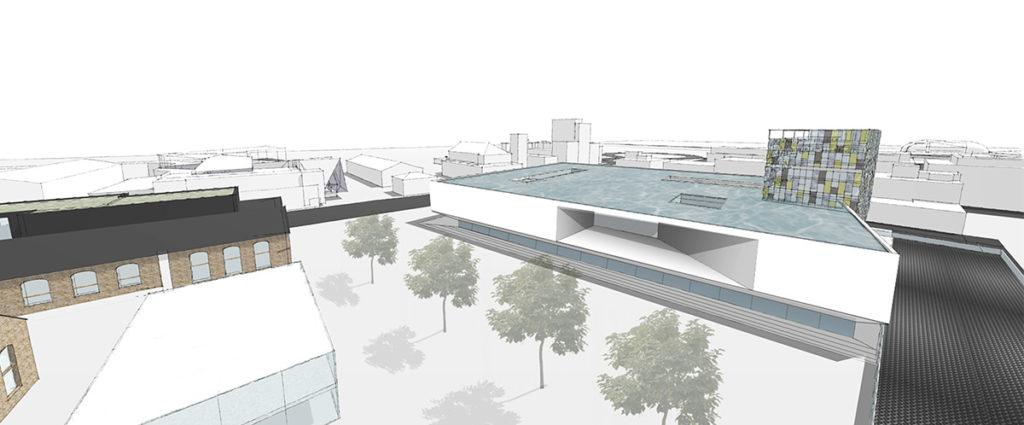 Progetto architettonico città della scienza (2)