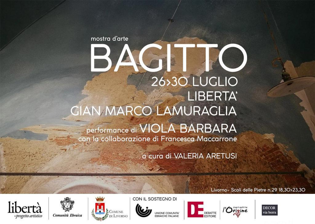 """Mostra d'arte """"Bagitto"""""""