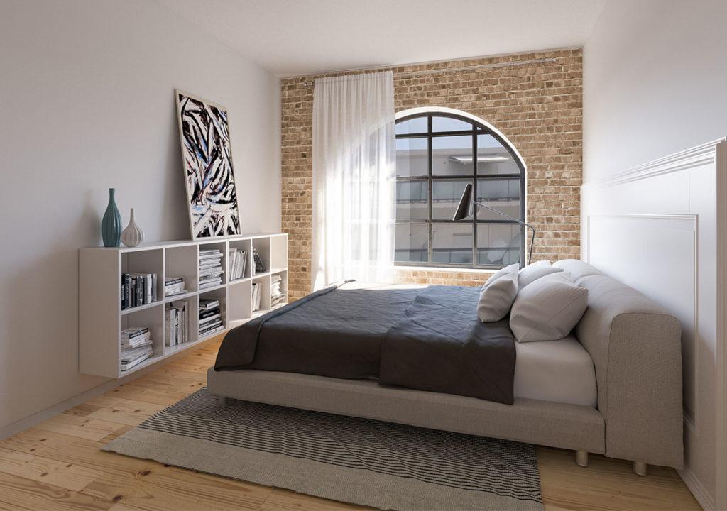 Design camera da letto