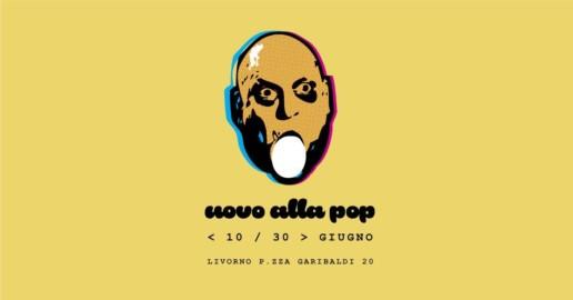 Uovo alla Pop - Galleria d'arte Livorno