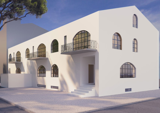 Recupero architettonico Granaio