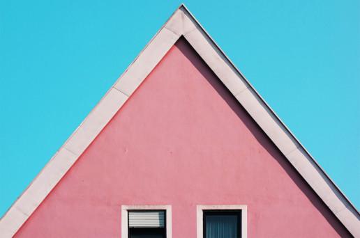 tetto di casa in Danimarca