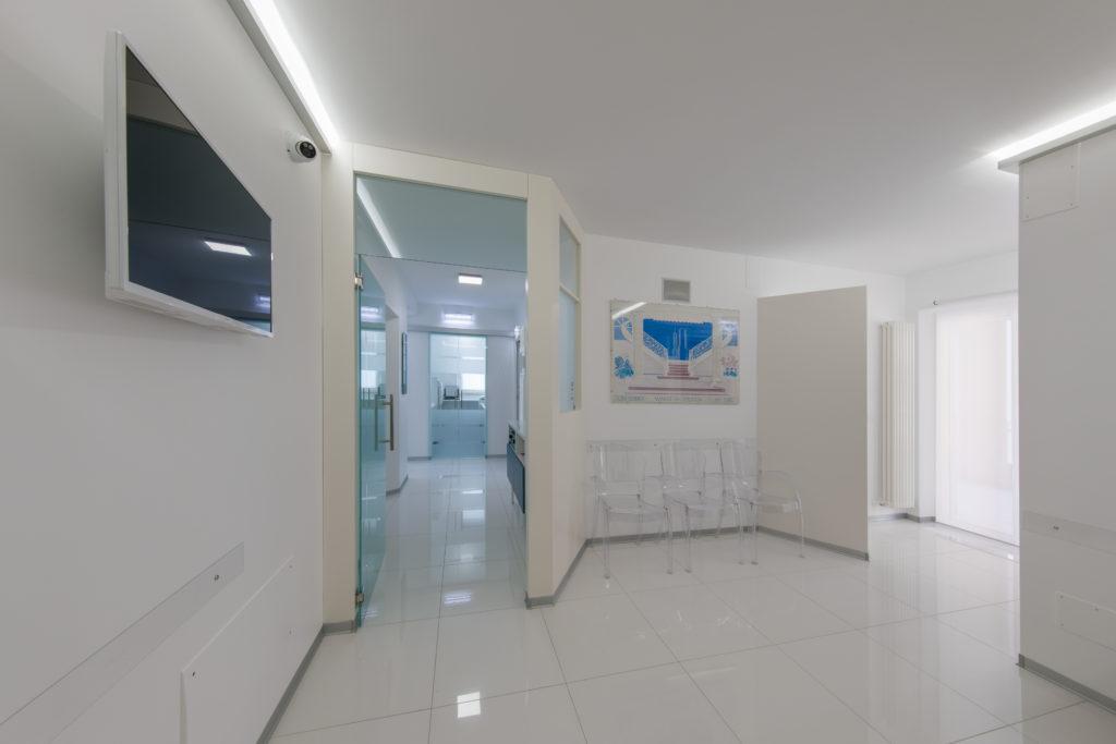 Ingresso Studio dentistico